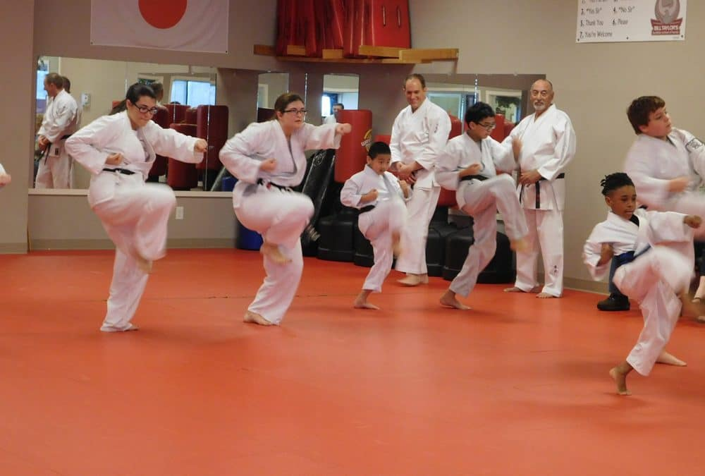 7 Benefits of Martial Arts Classes