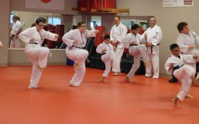 7 Benefits of Martial Arts Classes