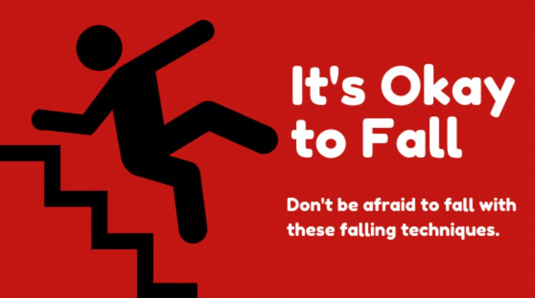 It's Okay to Fall