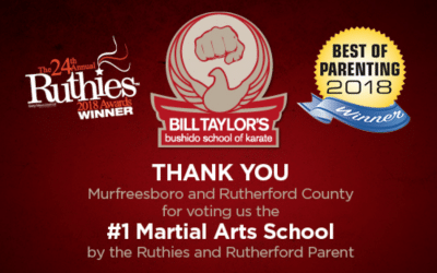 Thank You Murfreesboro and Rutherford County!