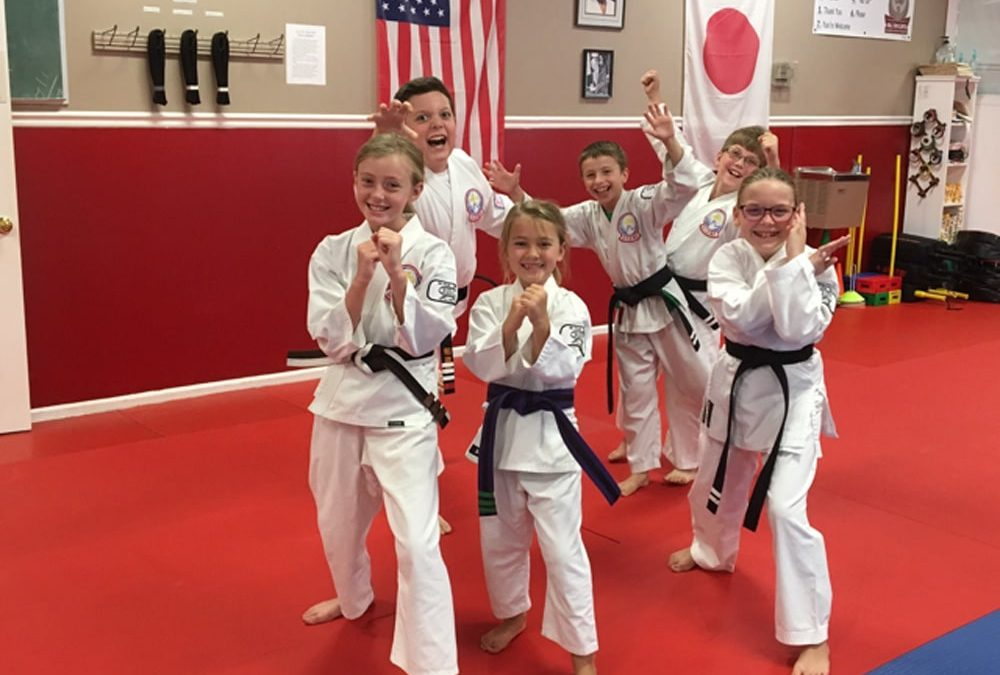 Benefits of Martial Arts for Children