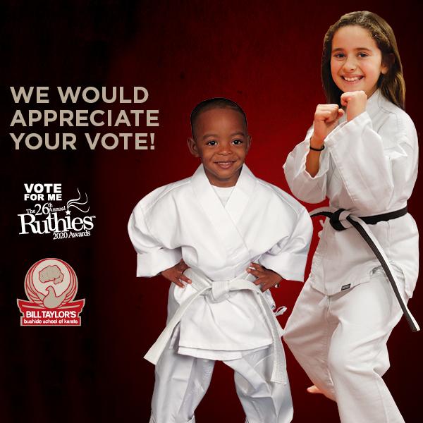 Ruthie's Voting 2020