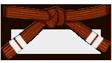 Brown Belt 1st