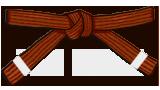 Brown Belt 2nd