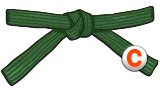 Green Belt Candidate